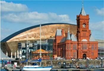 Cardiff Harbor